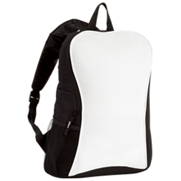 Picture of Curve and Arch Design Backpack