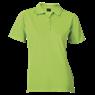 200g Ladies Pique Knit Golfer, L-200