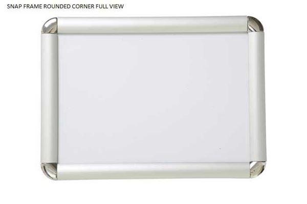 Rounded Corner Snap Frames   Blue Chip Branding