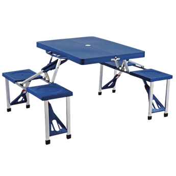 4 Person Picnic Table And Chairs,BR0039
