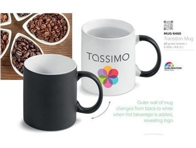 Picture of Transition Colour-Changing Mug