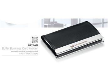 Picture of Buffet Business Card Holder