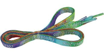Picture of Shoelaces - sublimated with full colour print