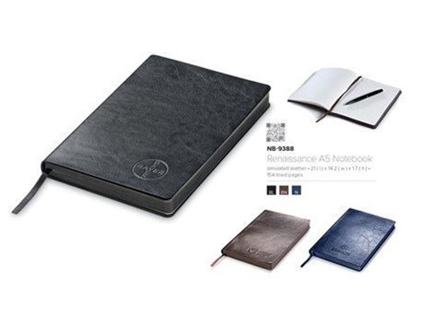 Picture of Renaissance A5 Notebook