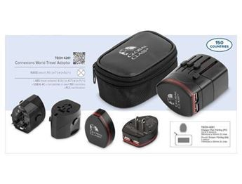 Picture of Connexions World Travel Adaptor