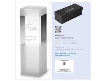 Aspire Tower Award, AWARD-020