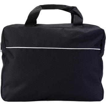 600D Single Stripe Document Bag, BB6141