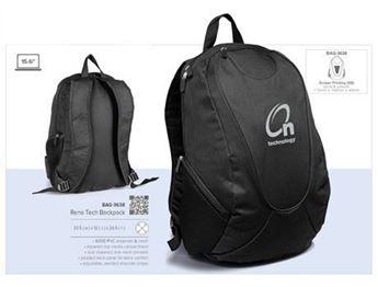 Reno Laptop Backpack, BAG-3638