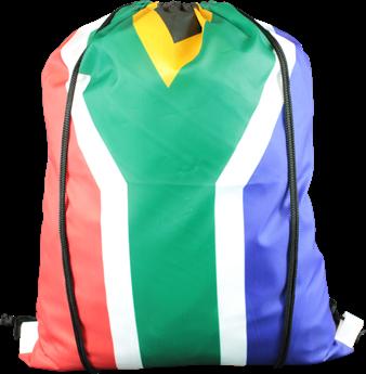 Flag Drawstring Bag, BAG1000