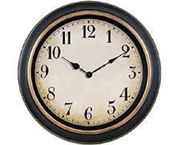 Antique Wall Clock, WC721N