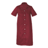 Ladies Poly Cotton House Coat, CS-HOU