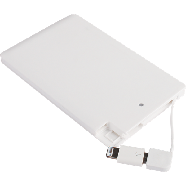 Card Style Powerbank - 2200 MAh, BE0065