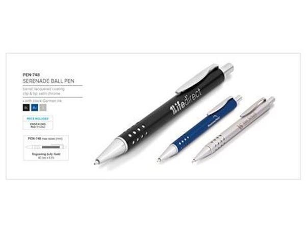 Serenade Ball Pen, PEN-748