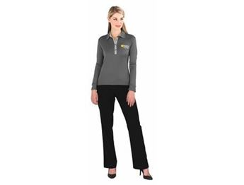 Gary Player Ladies Long Sleeve Pensacola Golf Shirt, GP-7461