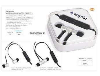 Allegro Bluetooth Earbuds, TECH-5010