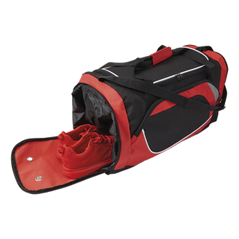 Sports Bag With Shoe Compartment, BB7658
