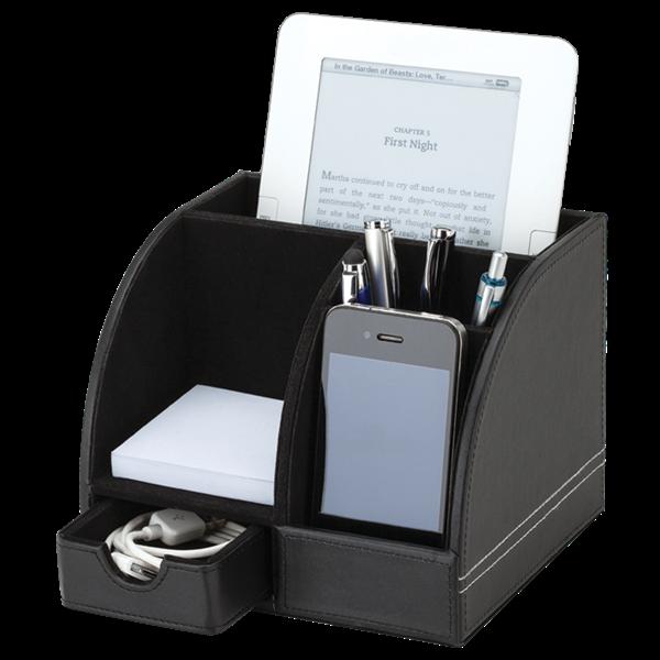 Executive Desk Box With Memo Pad, BD0060
