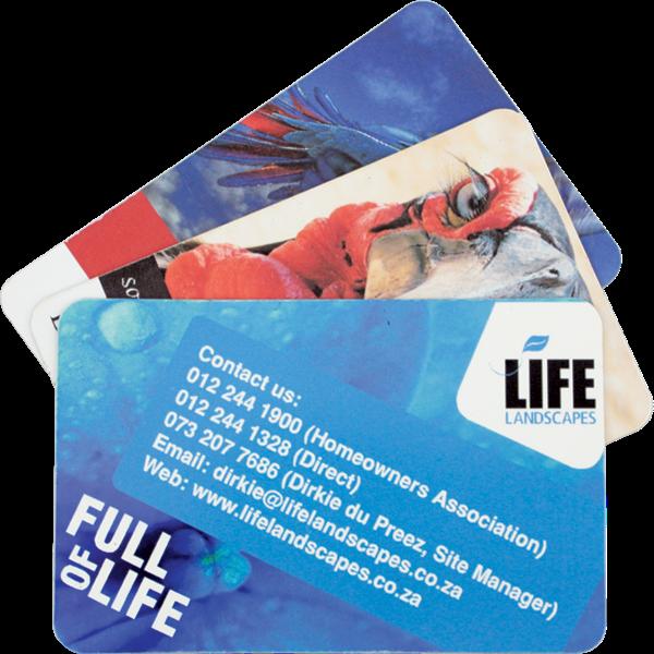 Business Card Fridge Magnet, MAG001