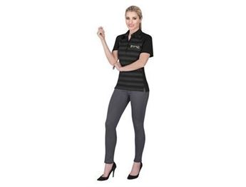 Elevate Shimmer Ladies Golf Shirt, ELE-5613