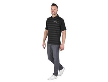 Elevate Shimmer Mens Golf Shirt, ELE-5612