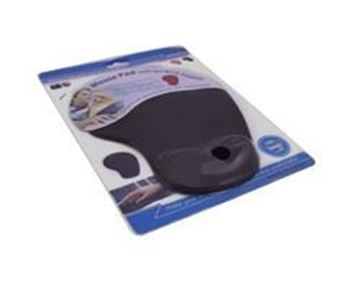 Mousepad With Gel Wrist Support, P2405B