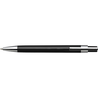 Coloured Barrel Click Pen, BP8121
