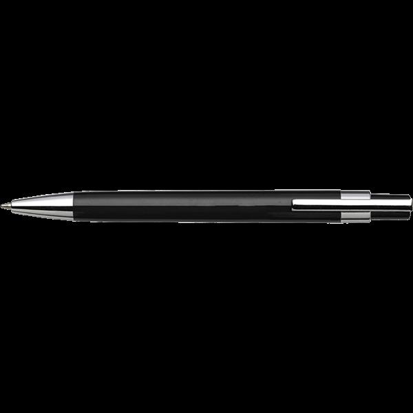 Coloured Barrel Click Pen, BP8121