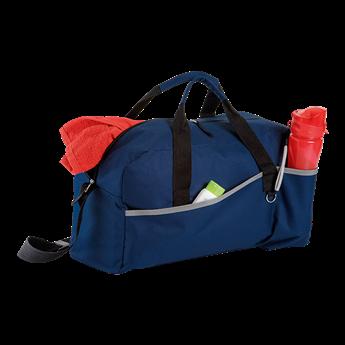 Sports Bag With Grey Trim, BB0188