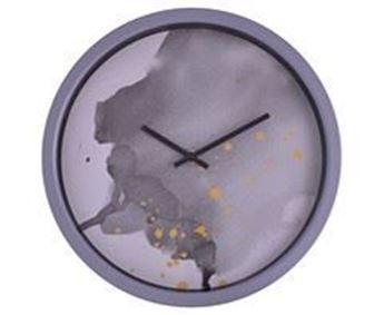 Art Deco 30cm Wall Clock, WC733