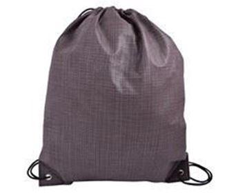 Fleck Drawstring Bag, BAG105