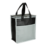16 Can Cooler With Front Pocket - Non-Woven, BC0047