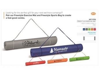 Freestyle Exercise Mat, GIFT-17316