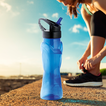 570ml Curved Body Water Bottle, BW0072