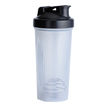 600ml Shaker With Stainless Steel Ball, BW0073