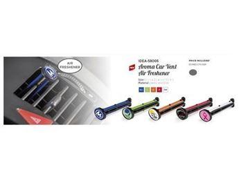 Aroma Car Vent Airfreshener, IDEA-58005