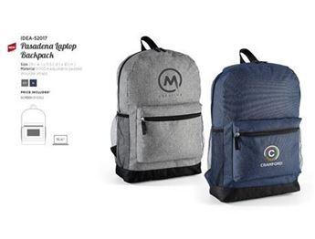 Pasadena Laptop Backpack, IDEA-52017