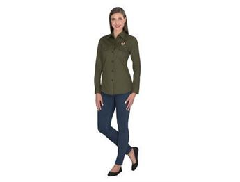 Ladies Long Sleeve Oryx Bush Shirt, ALT-OXLL