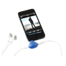 2 In 1 Phone Stand With Earphone Splitter, BE5400