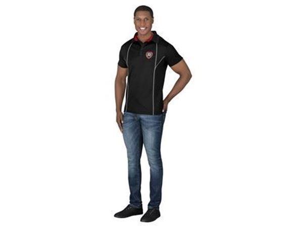 Mens Victory Golf Shirt, SLAZ-809