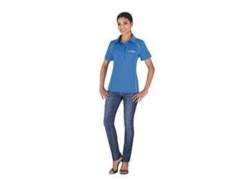 Ladies Victory Golf Shirt, SLAZ-4933