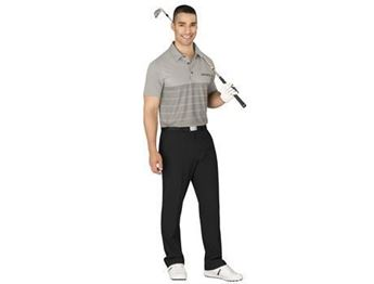 Mens Streak Golf Shirt, CB-9904