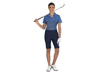 Ladies Streak Golf Shirt, CB-9905