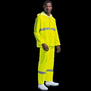 Contract Reflective Rain Suit, CON-RR
