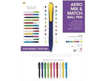 Aero Mix & Match Ball Pen, PEN-1920