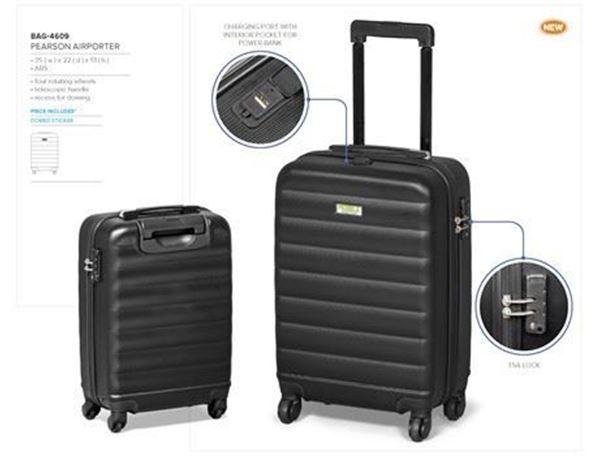 Pearson Airporter, BAG-4609