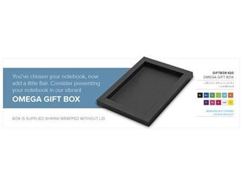 Omega Gift Box, GIFTBOX-420