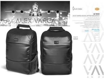 Alex Varga Avos Laptop Backpack, AV-19040
