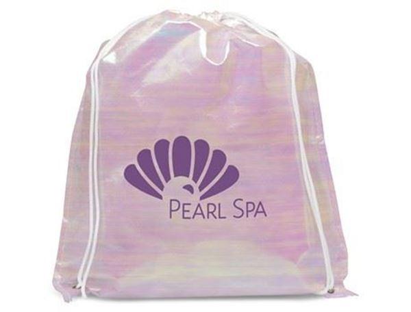 Harlequin Drawstring Bag, IDEA-52105