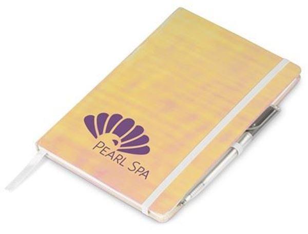 Harlequin A5 Notebook, IDEA-56100