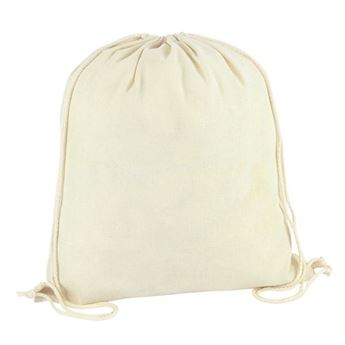 Cotton Drawstring Bag, BAG20003